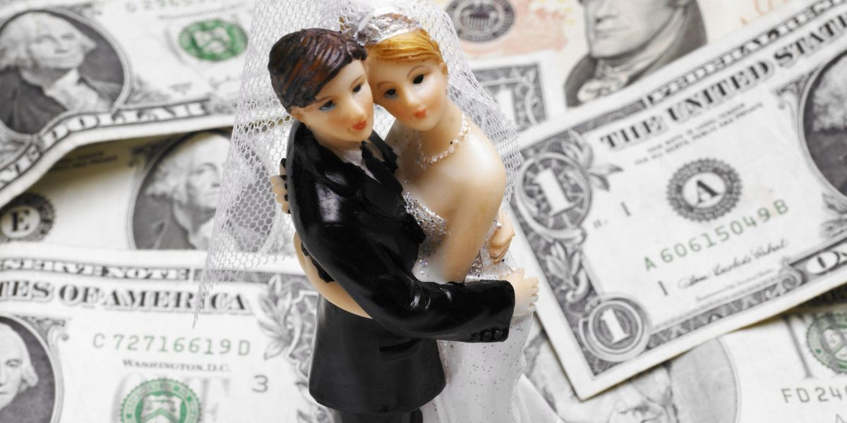 How Much For Wedding Gift Money: How Much Money To Give At A Wedding