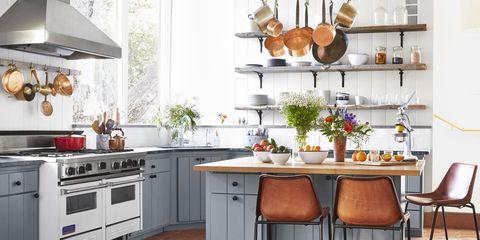 Frances Merrill Gray Kitchen