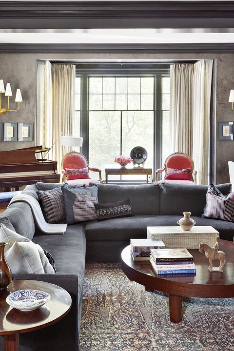 30 Stylish Family Room Design Ideas Easy Decorating Tips