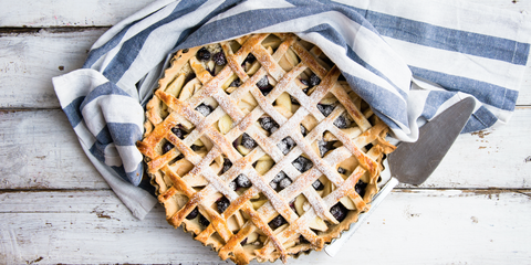 22 Intricate Pie Lattices That Will Give You Baking Goals