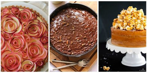 15 Fall Desserts for People Who Aren't Into Pumpkin