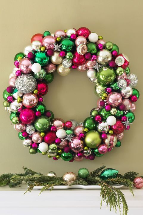 image michel arnaud colorful wreath