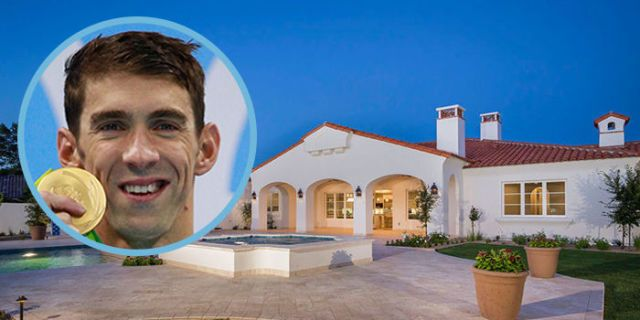 "Michael Phelps Just Bought a ""Retirement"" Home"