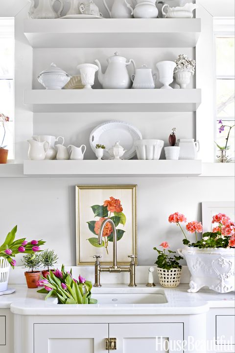 60 Best Spring Decorating Ideas Spring Home Decor Inspiration - Spring-home-decorating-ideas