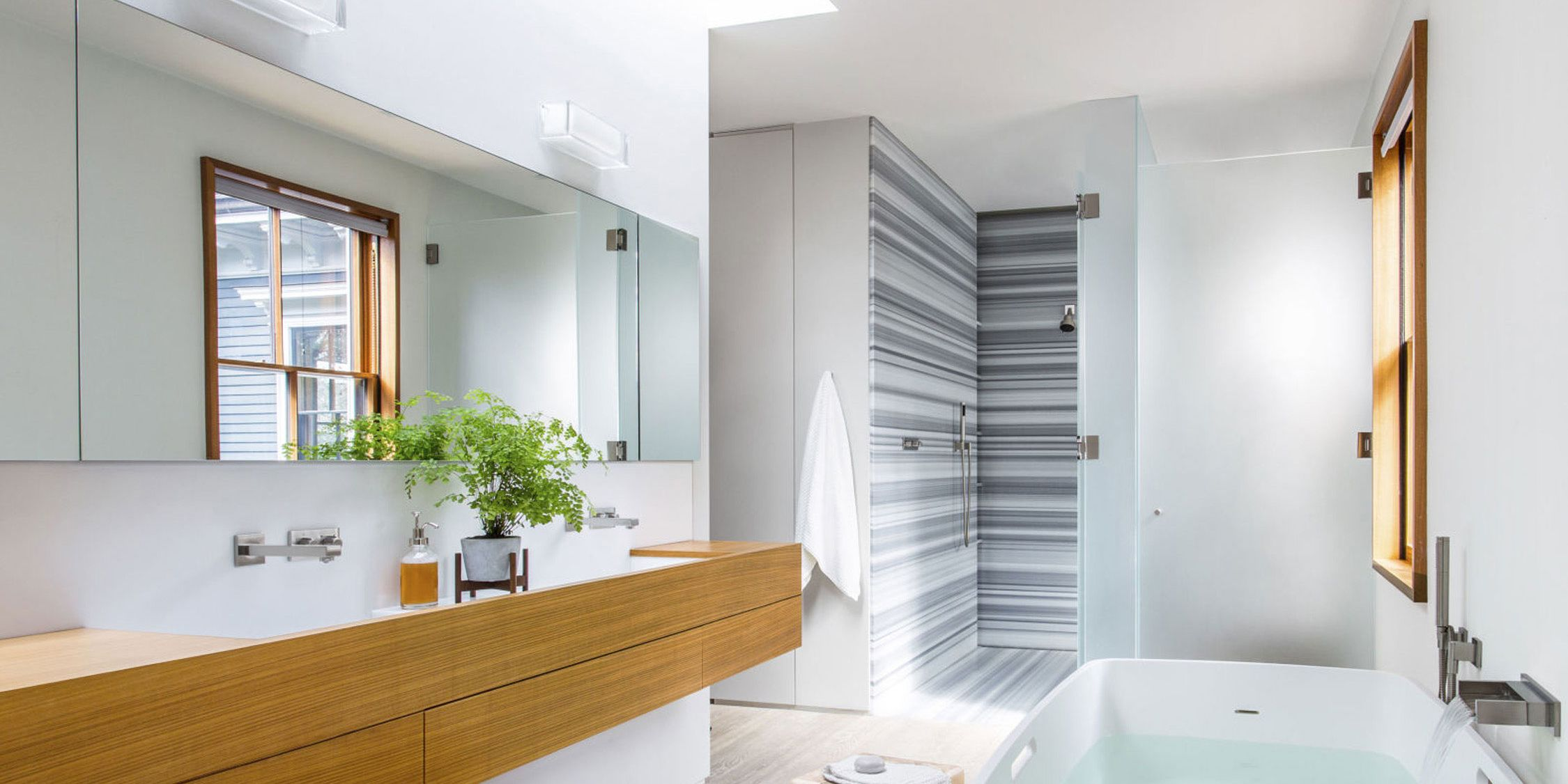 These Are The Hottest Trends In Bathrooms For 2019