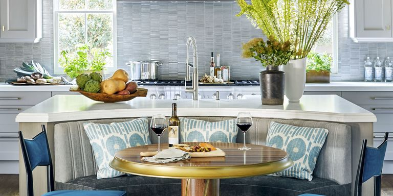 house beautiful kitchen designs. Kitchen Of The Year Banquette 2016 House Beautiful Kitchen Year  Matthew Quinn
