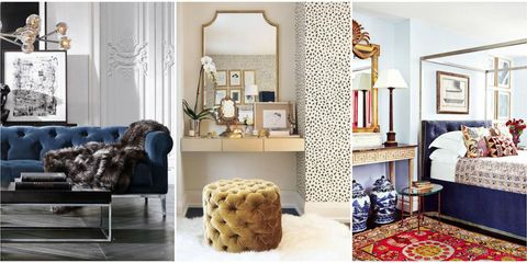 10 Ways to Decorate With Velvet — Without Going Overboard
