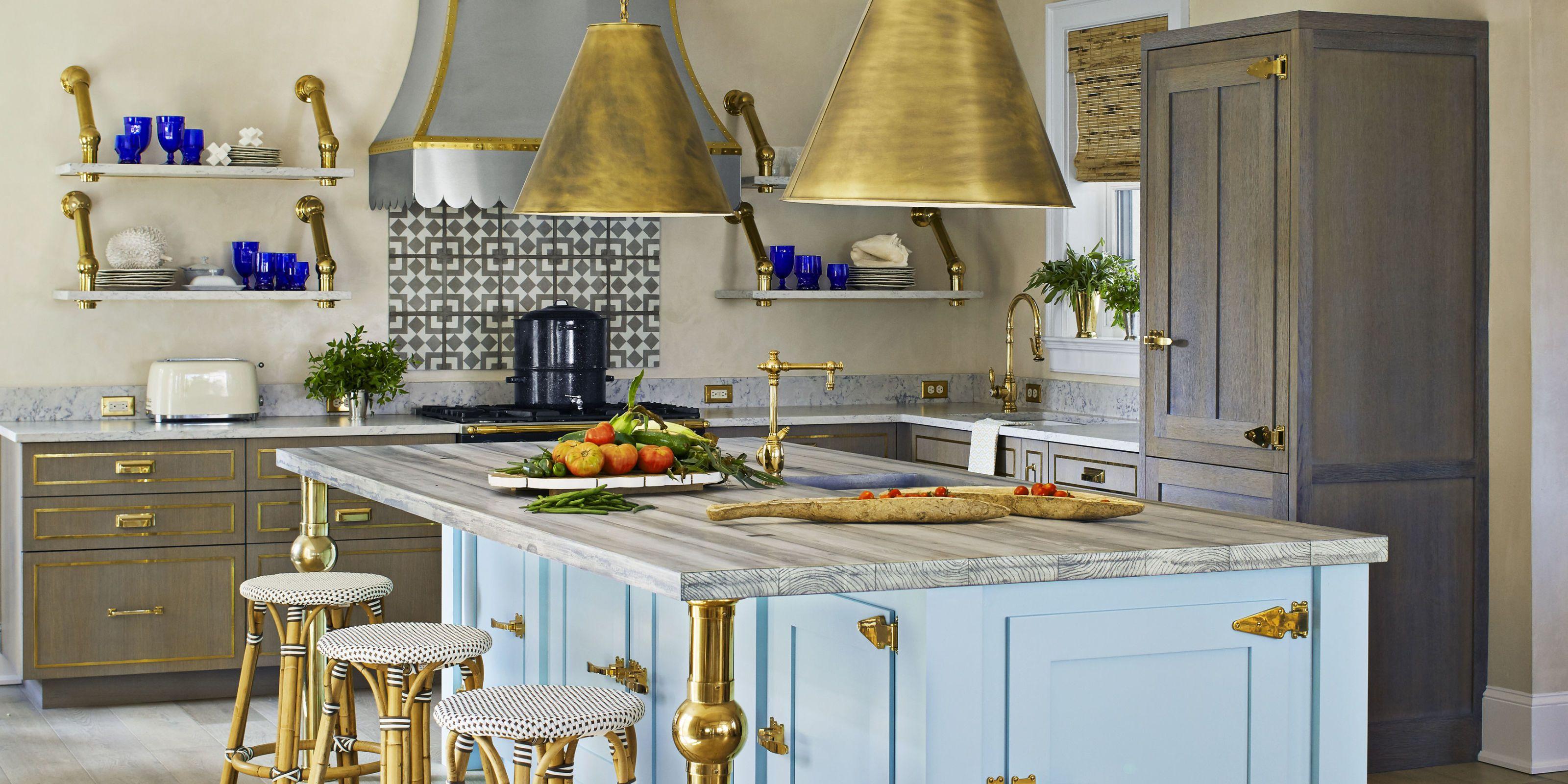 Modern Kitchen Ideas Painting