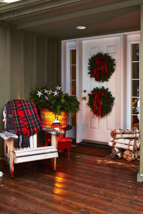 outdoor christmas decorations - Christmas House Decoration Ideas