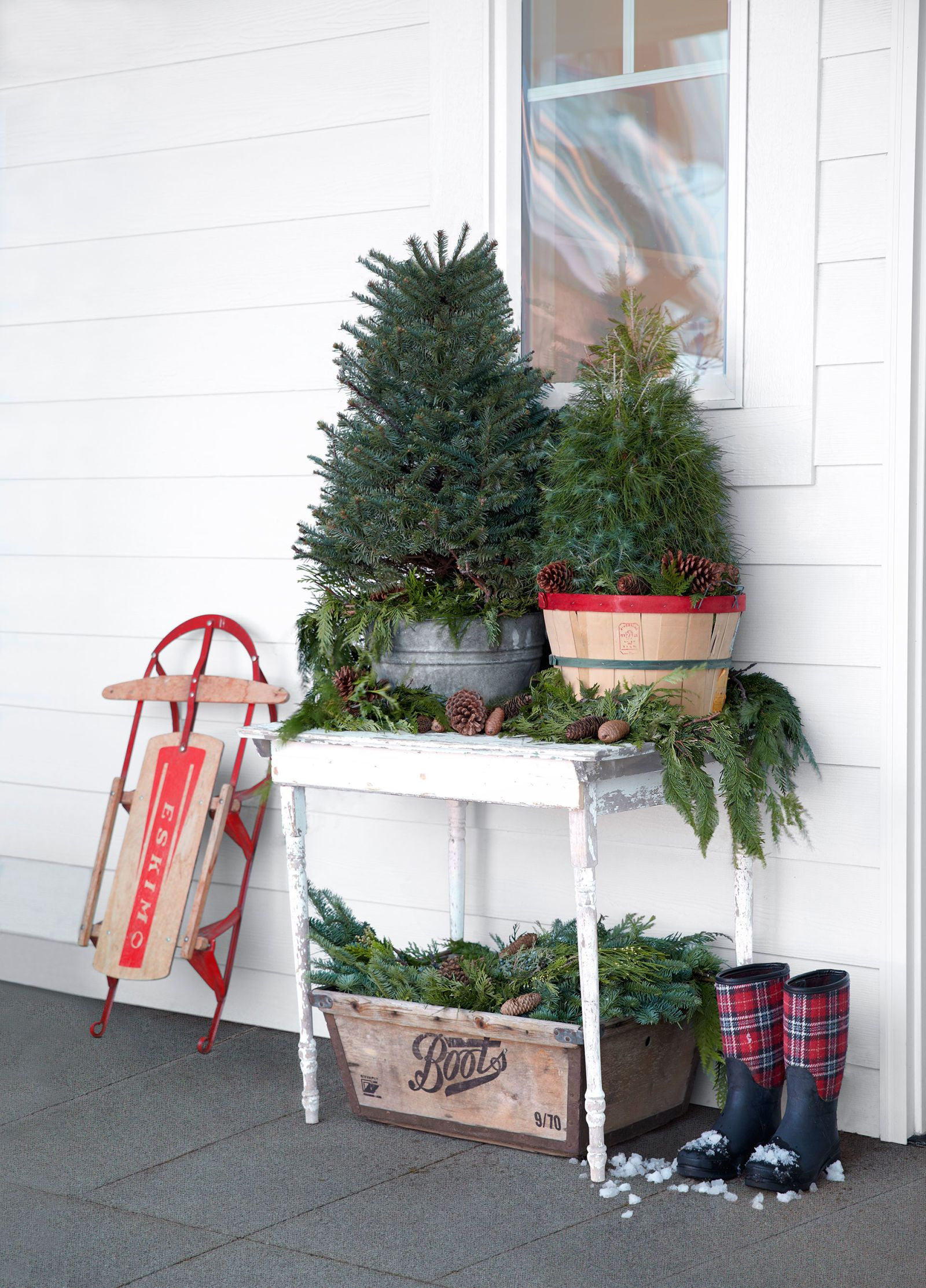 Best outdoor christmas decorations christmas yard decorating