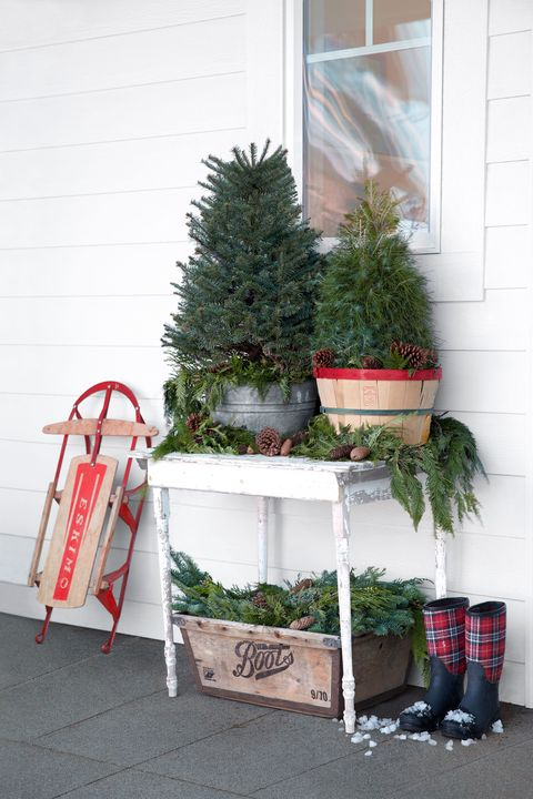 image - Outdoor Christmas Tree Decorations