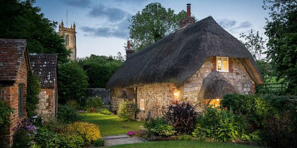 10 Country Cottages