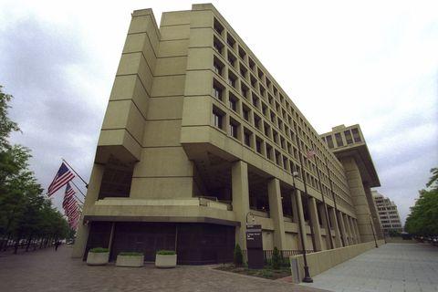 ugliest buildings, j edgar hoover building