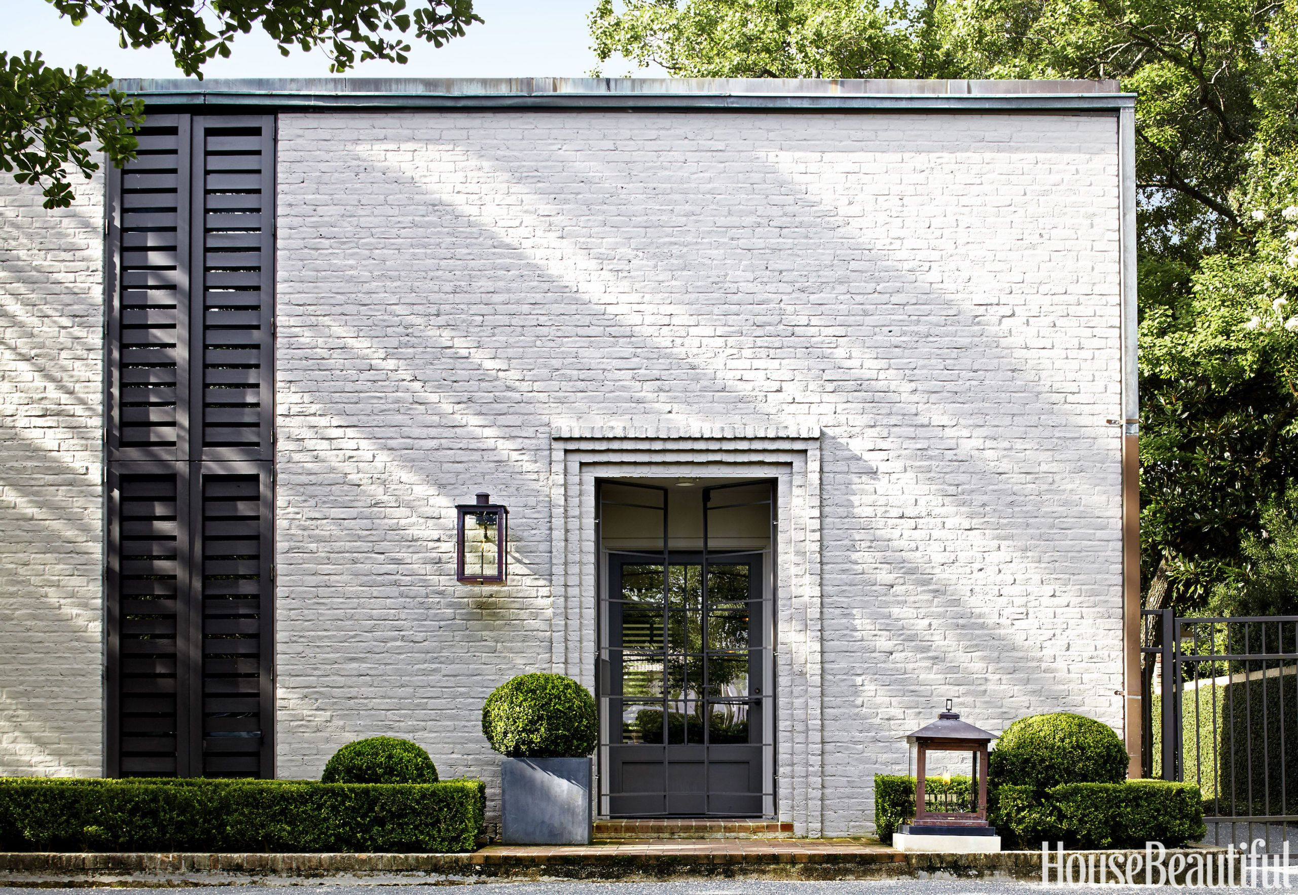 Mcalpine Houston House Exterior