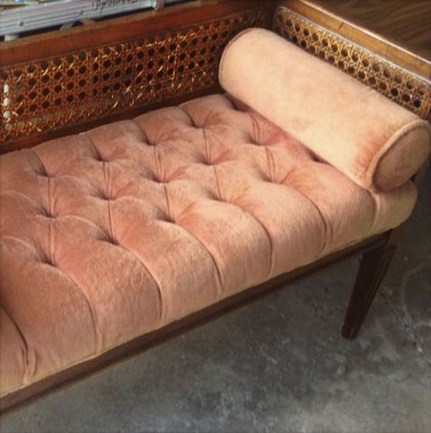 Furniture, Couch, studio couch, Bench, Floor, Room, Flooring, Wood, Ottoman, Rectangle,