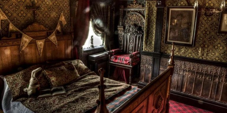 The Creepiest Haunted Homes You Can Rent on Airbnb