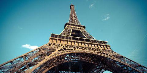 Sky, Architecture, Tower, Photograph, Urban area, Landmark, Metropolitan area, Azure, World, Wonders of the world,