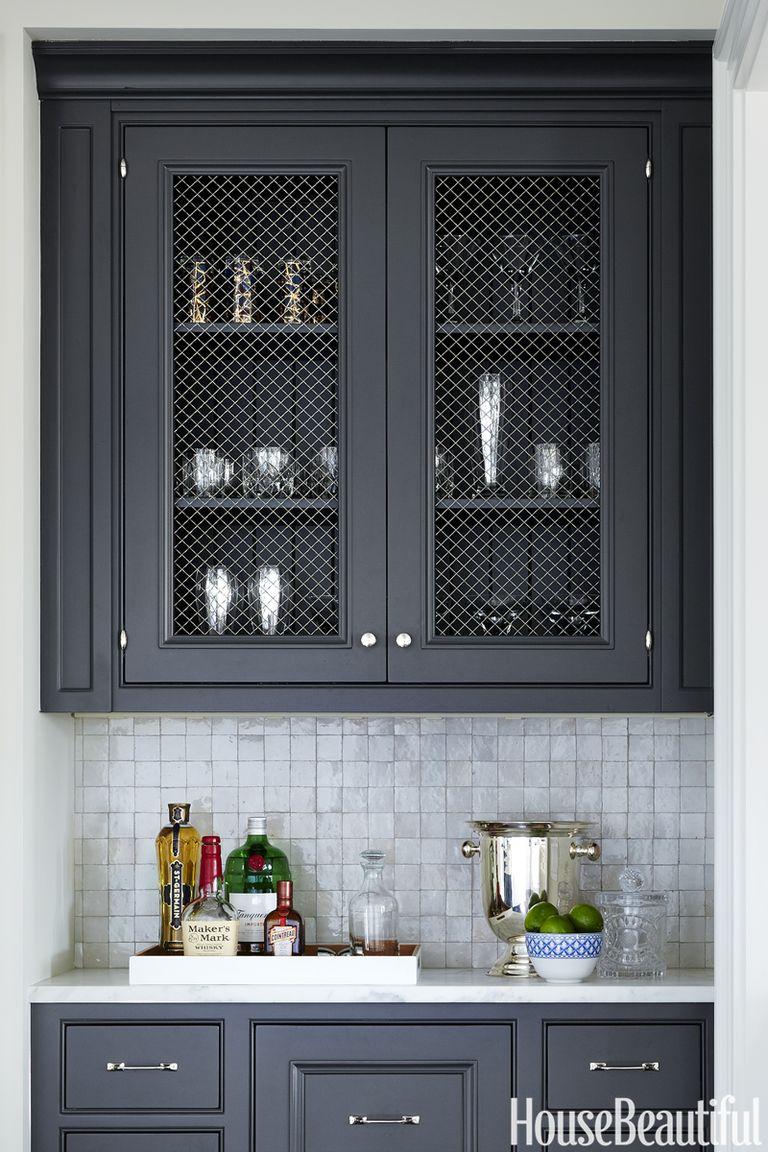 gray kitchen paint color