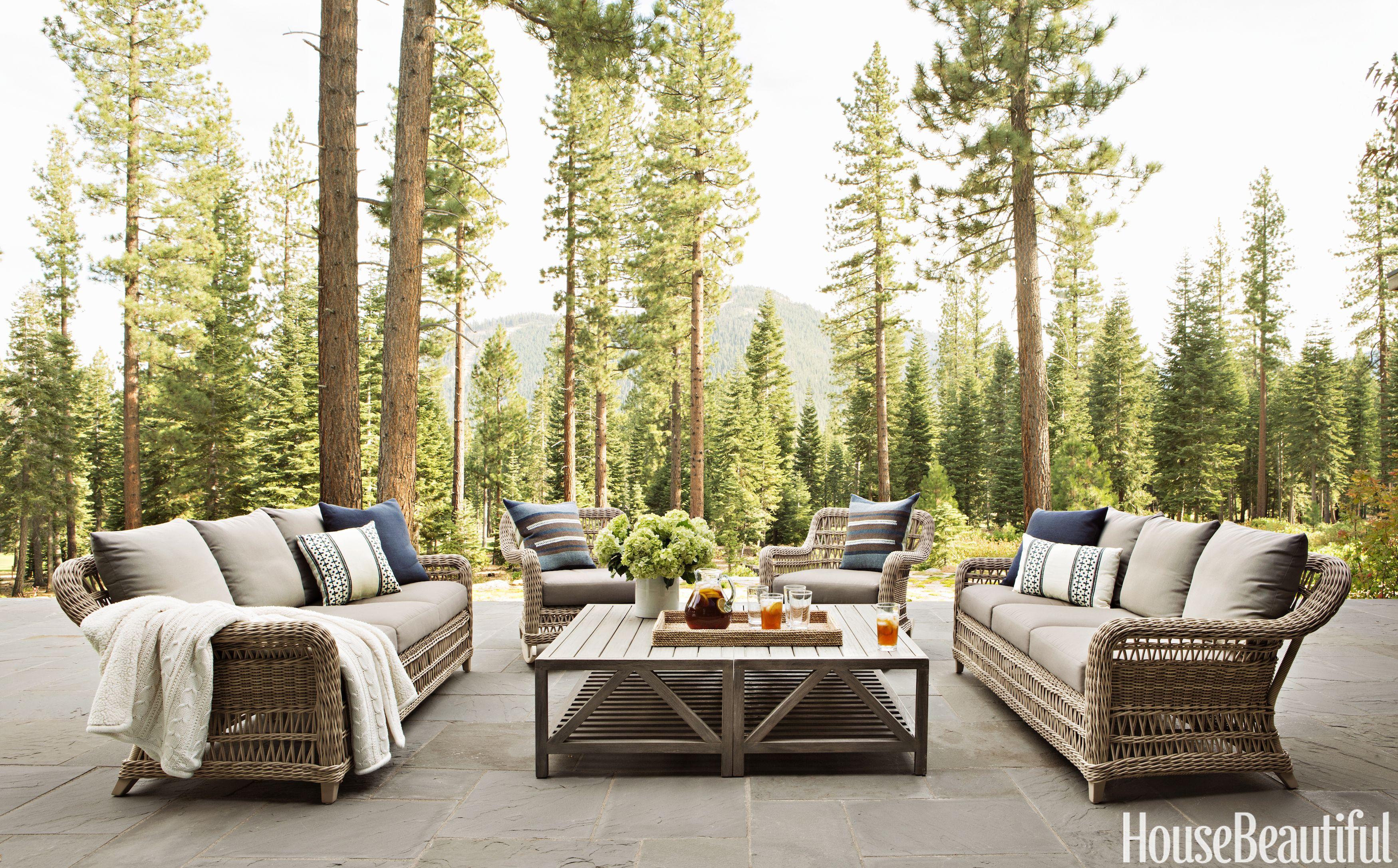 Beautiful Backyard Living Room Ideas Design Ideas