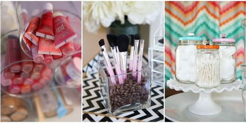 12 Storage Tricks That Keep Your Makeup Under Control