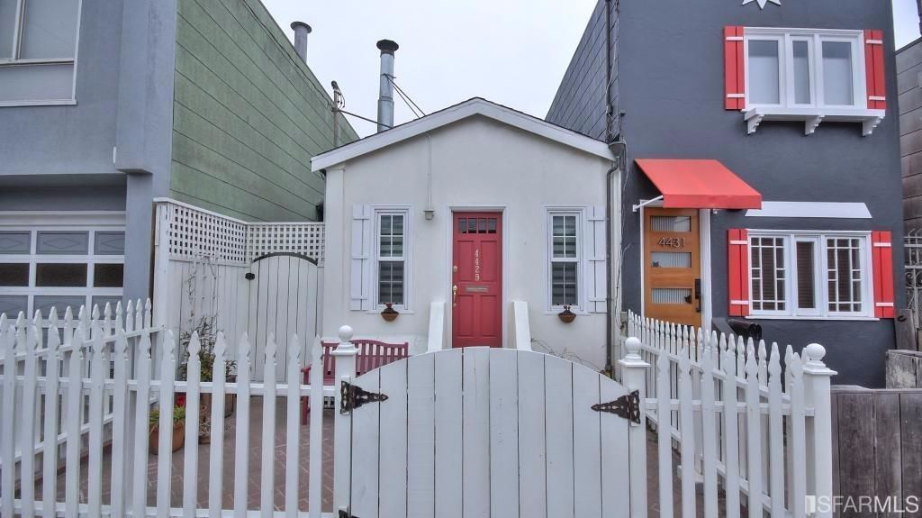 The Smallest Home for Sale in San Francisco Is Tiny Living Done Right