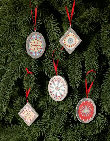 32 Easy Homemade Christmas Ornaments How To Make Diy Christmas