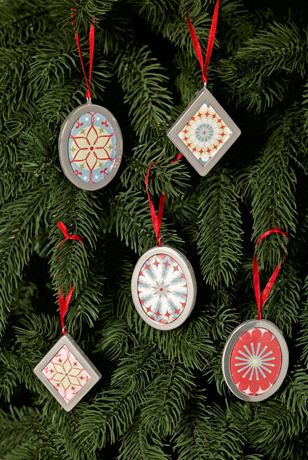 30 easy homemade christmas ornaments how to make diy christmas