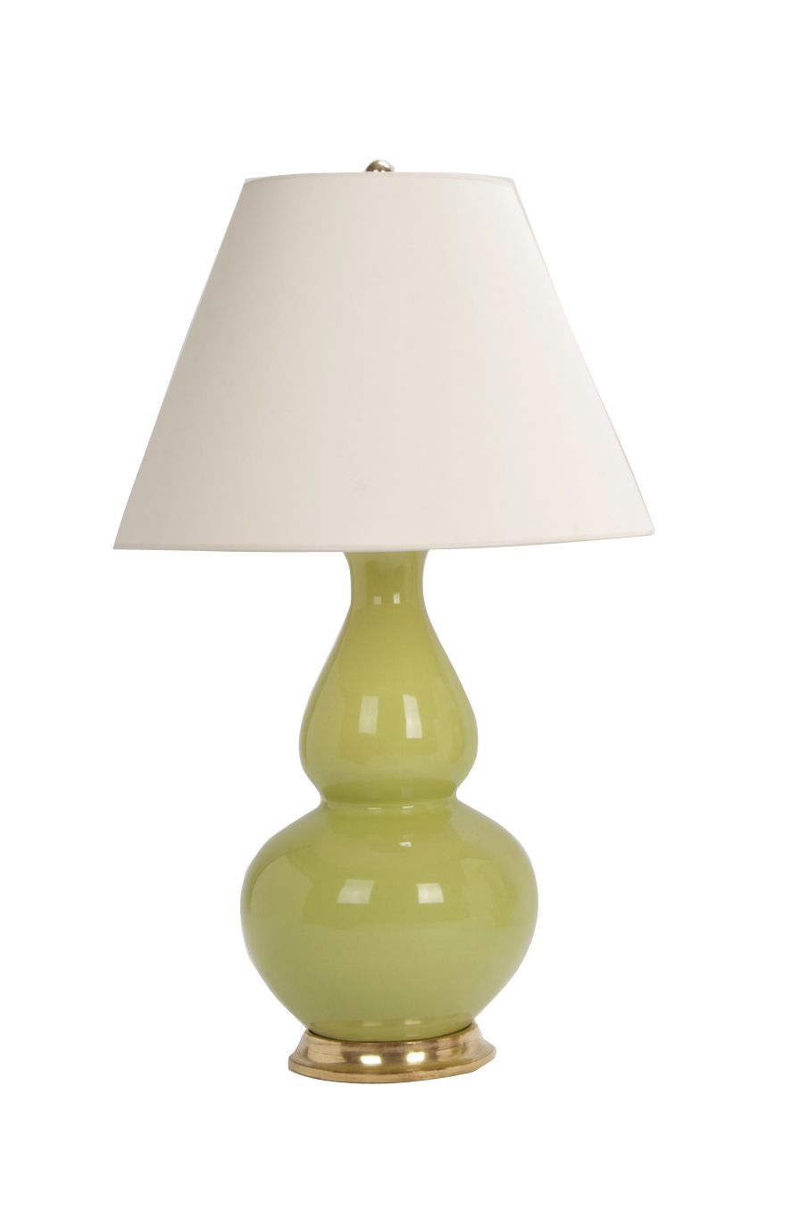"<p>Dare we call them ... voluptuous? High-gloss curves have made these a designer go-to. (<a href=""http://shop.christopherspitzmiller.com/products/single-aurora-lamp-in-apple-green"" target=""_blank""><em data-redactor-tag=""em"">shop.christopherspitzmiller.com</em></a><span class=""redactor-invisible-space"" data-verified=""redactor"" data-redactor-tag=""span"" data-redactor-class=""redactor-invisible-space"">)</span>.</p>"