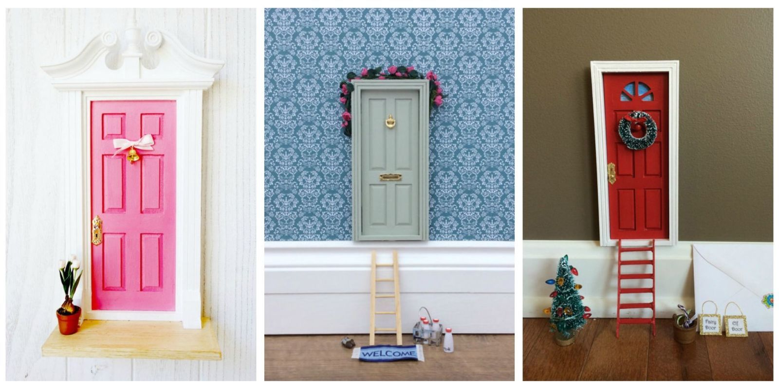 Usually ... & 10 Enchanting Fairy Doors Youu0027ll Want In Your Own Home - Fairy Doors