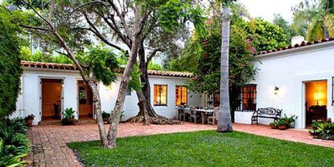 Marilyn Monroe Home