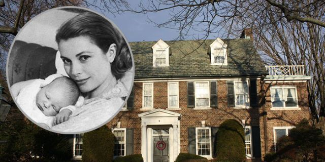 Grace Kelly Home Prince Albert Honors His Mother Grace