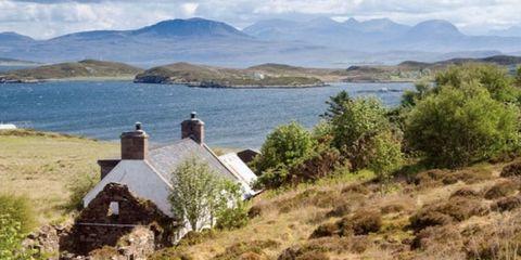 scottish highlands entire island for sale