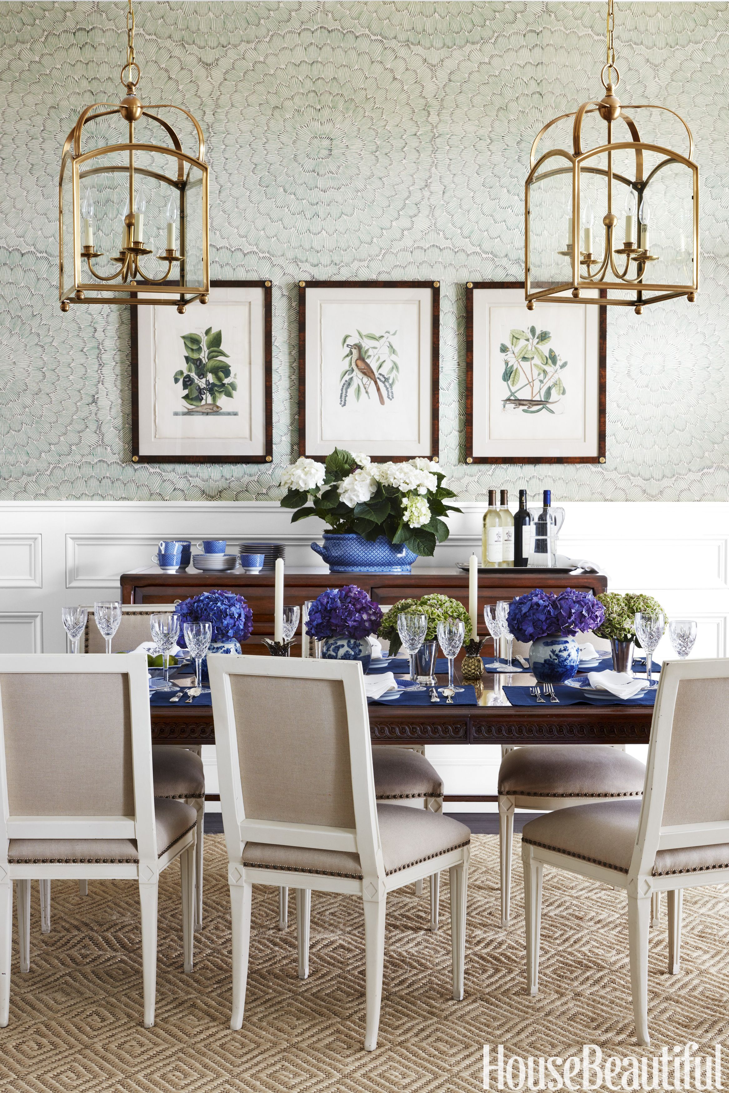85+ Stunning Designer Dining Rooms