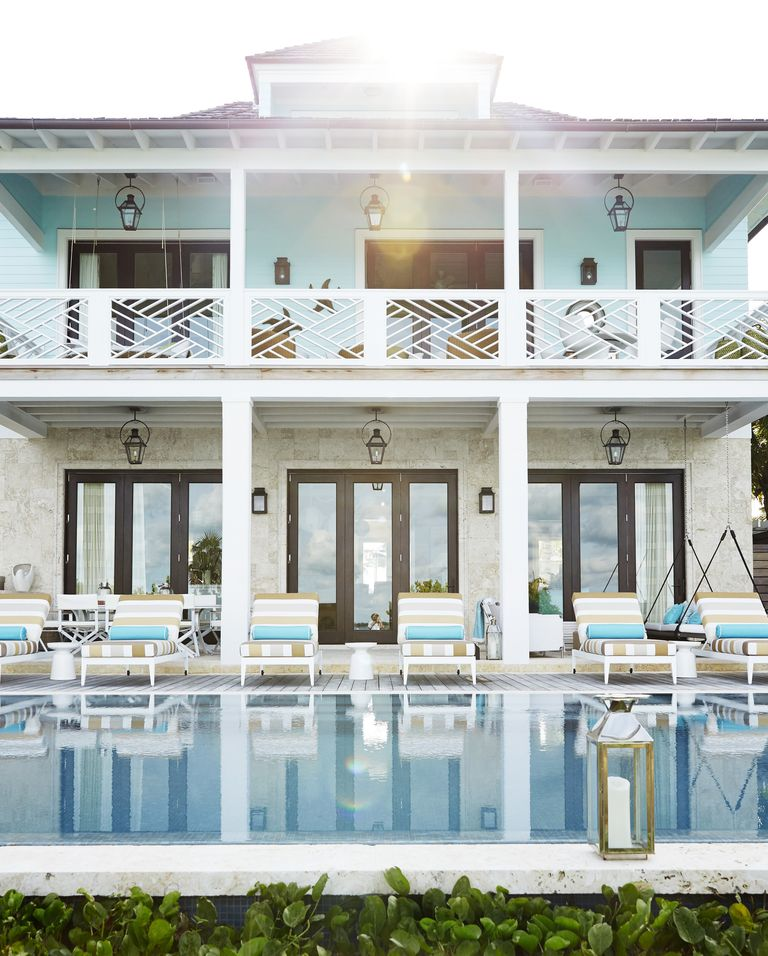 Dive Into This Zen Pool House With Rustic Flair: Ideas For Beautiful Swimming Pools