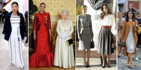 10 Royals Who Are Just as Stylish as the Duchess of Cambridge