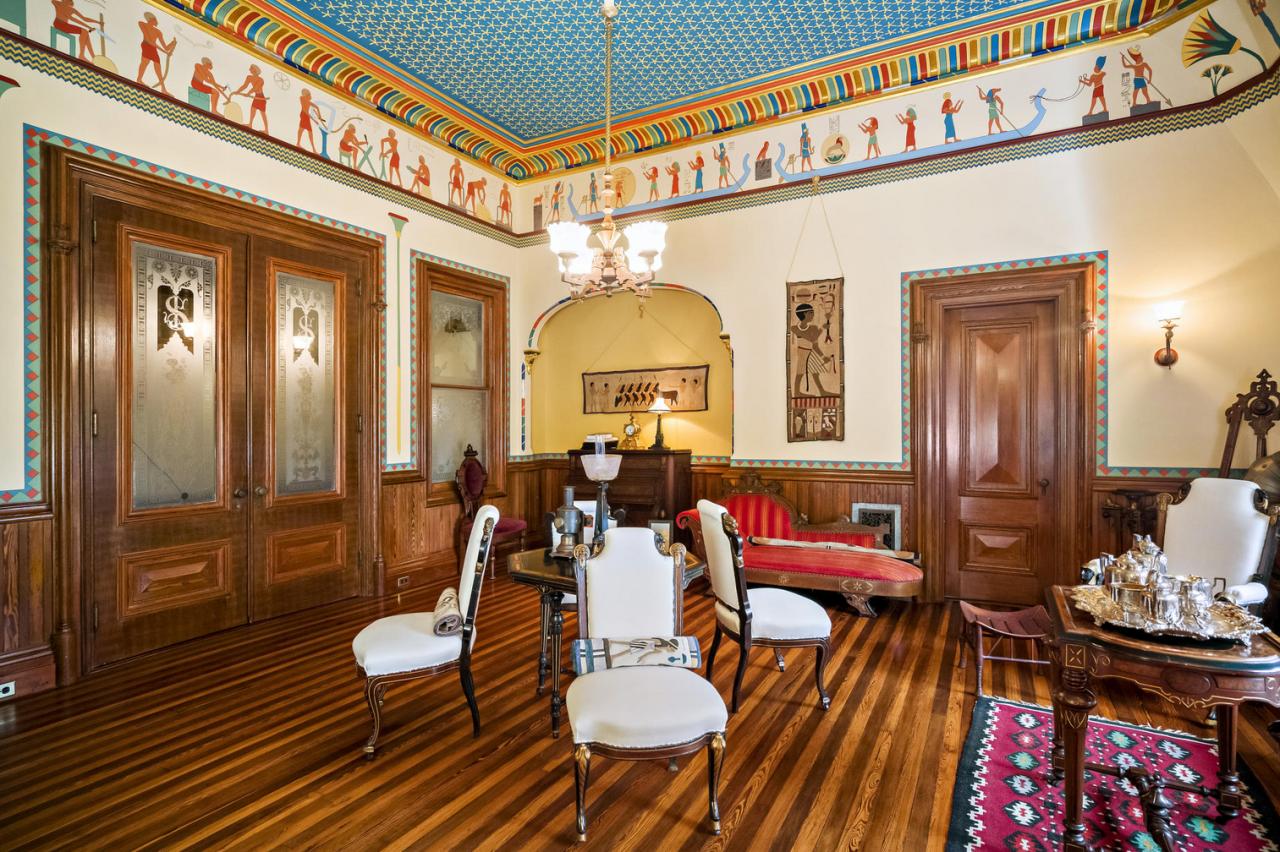 Unique Victorian House