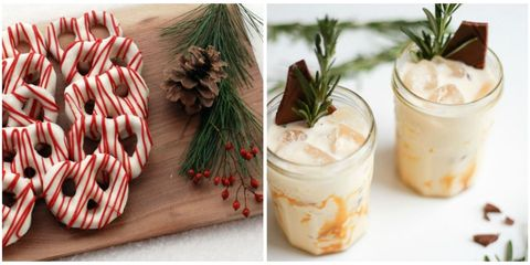 25 Easy Christmas Treats - Fun Recipes for Holiday Sweets
