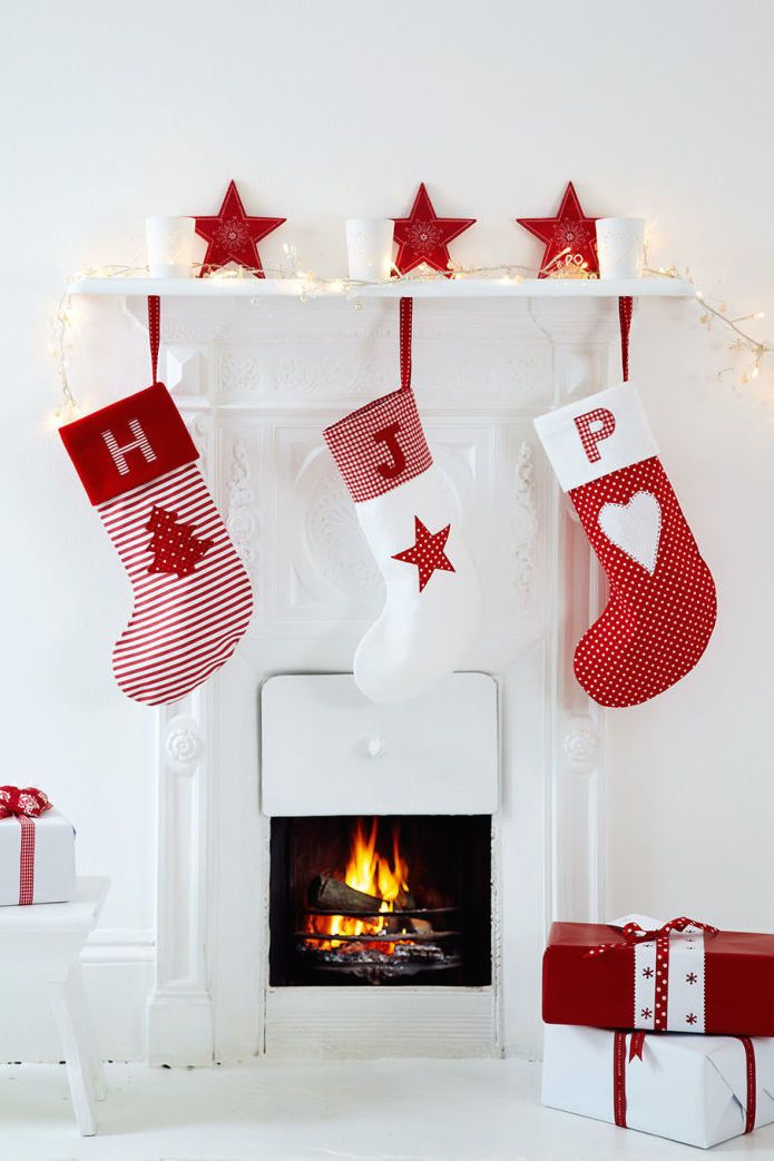 20 Personalized Christmas Stockings - Cute Monogrammed Stocking Ideas