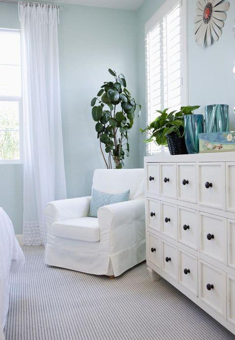 Room, Green, Interior design, Window, Wood, White, Wall, Furniture, Home, Floor,