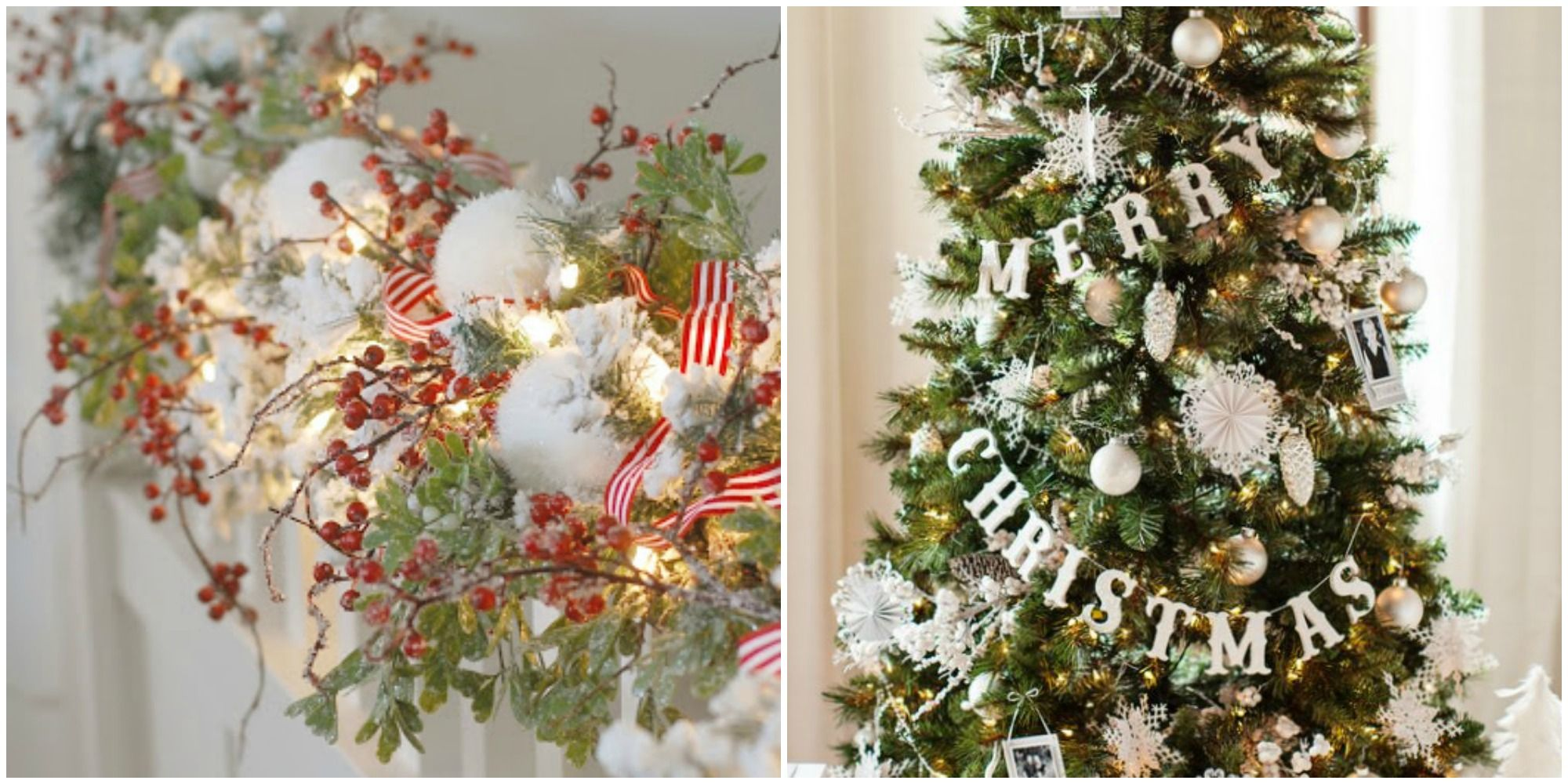 Image source: betterdecoratingbible.com  door-christmas-garland-ideas