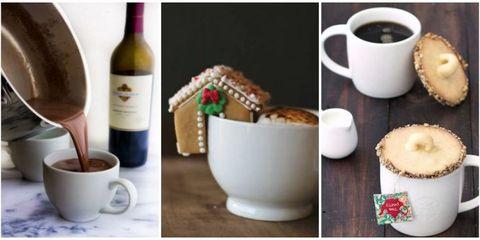hot chocolate hacks