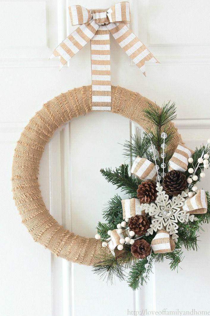 20 Easy DIY Christmas Decorations Homemade