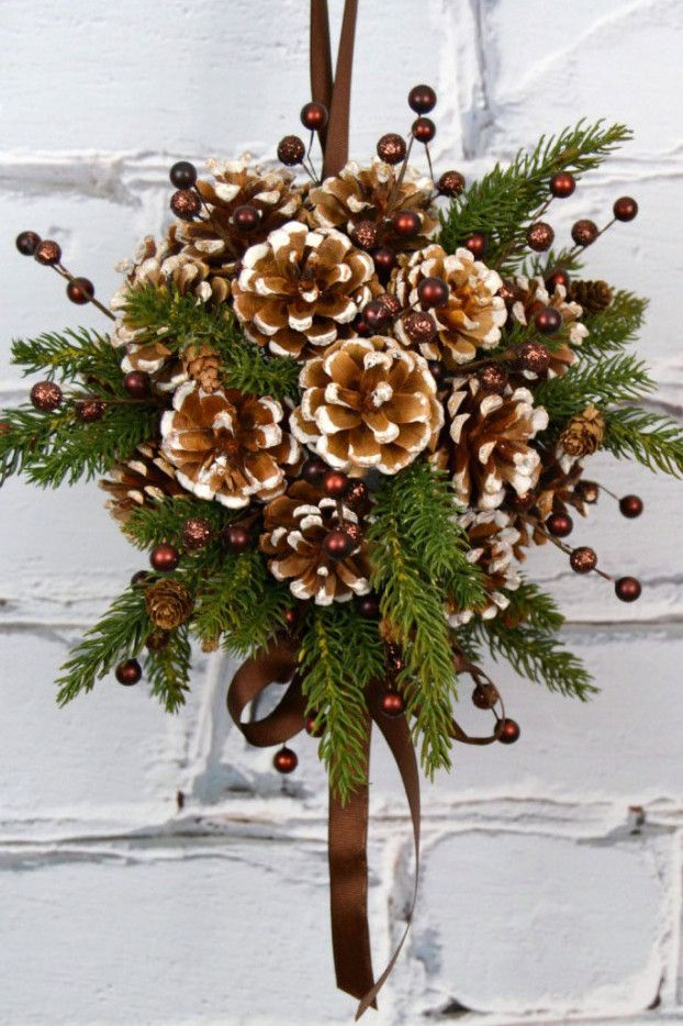 20 easy diy christmas decorations homemade ideas for holiday decorating - Christmas Decoration Crafts
