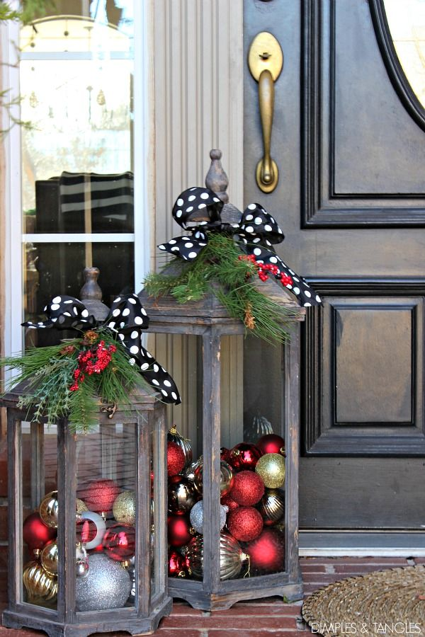20+ Easy DIY Christmas Decorations - Homemade Ideas for Holiday Decorating