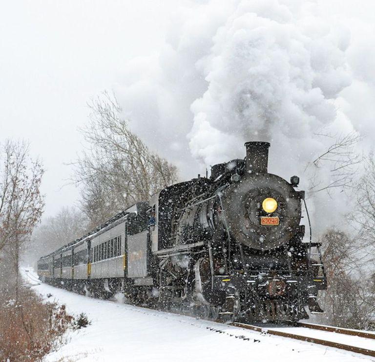 essex steam train route
