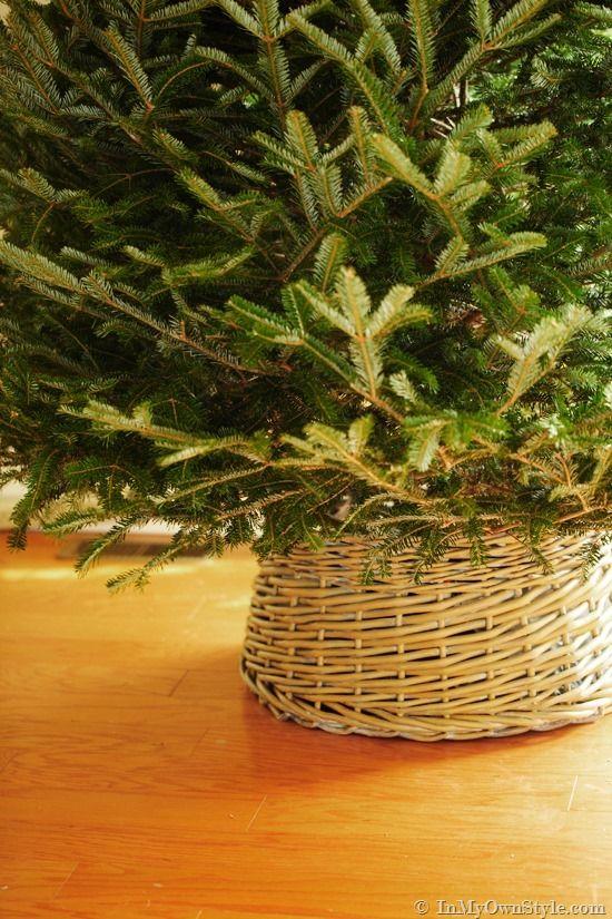 fake christmas tree tips fix your fake christmas tree - Christmas Tree Base