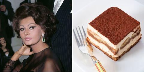How to Make Sophia Loren's Tiramisu