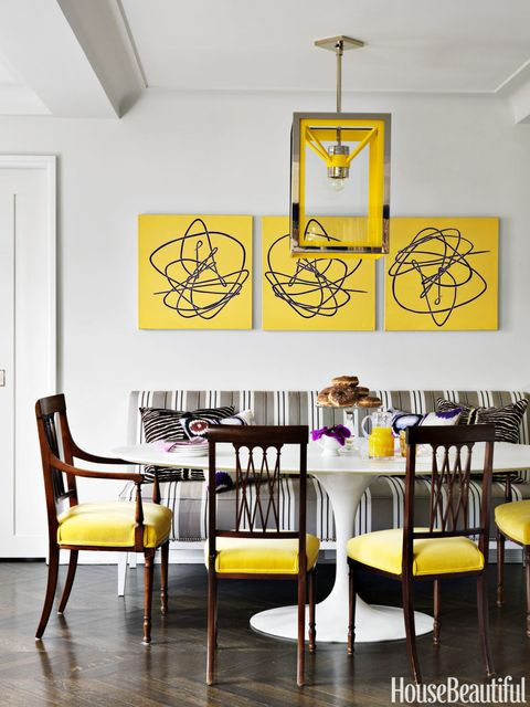 Why Yellow Is Going to Make a Huge Comeback - Yellow Paint and ...