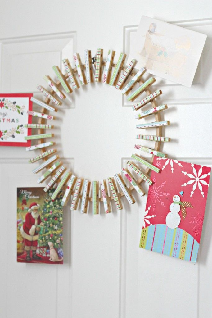 Christmas Card Displays - How to Display Your Holiday Cards