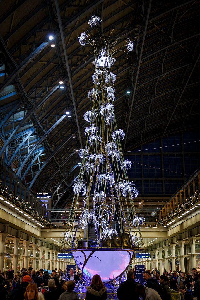 magical christmas trees worth seeing christmas tree virtual tour - Unique Christmas Tree